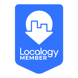 Localogy Member Badge